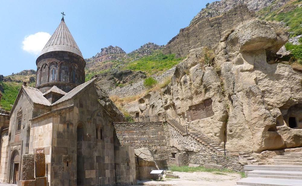 کلیسا گغارت ارمنستان