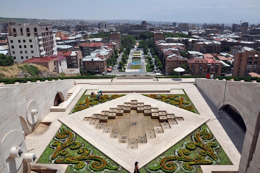 هزار پله ارمنستان