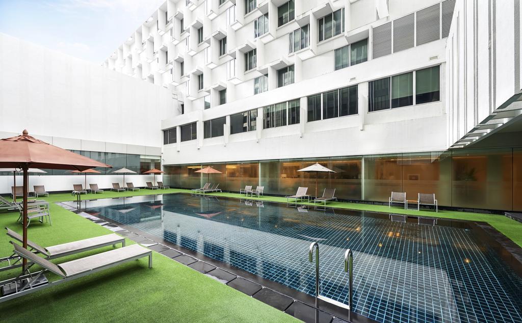 رستوران ها و امکانات رفاهی هتل ماندارین بانکوک