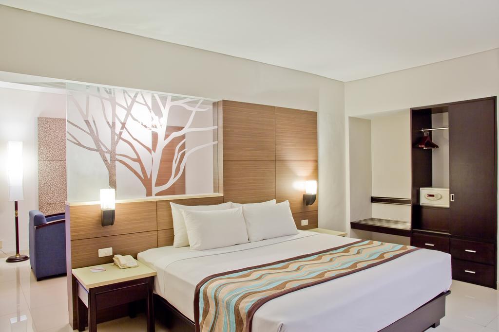 اتاق های هتل بالی رانی