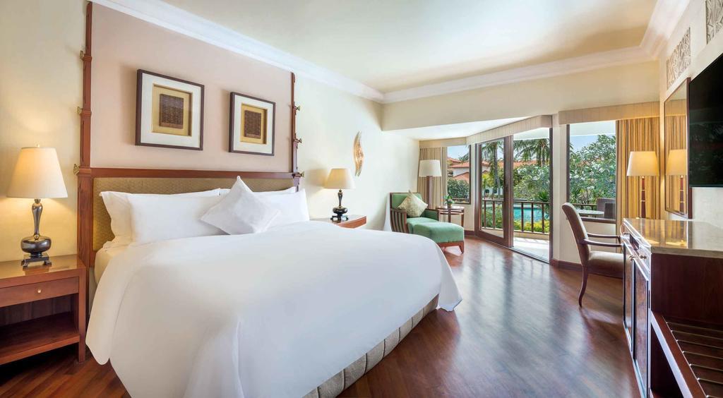 اتاق های هتل لاگونا بالی