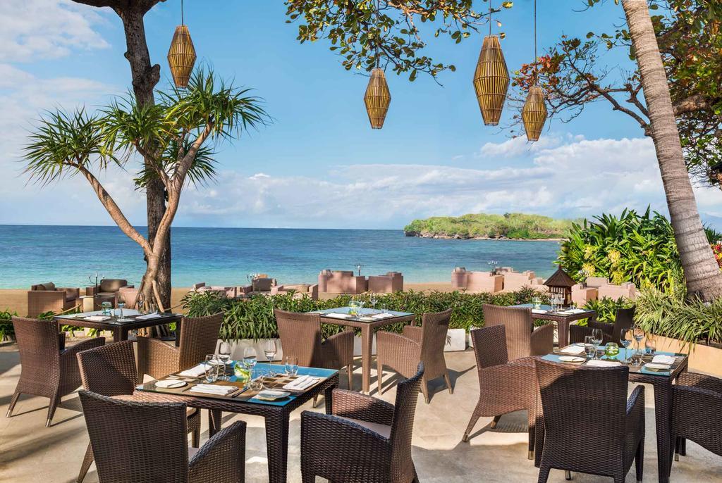 رستوران ها و امکانات رفاهی هتل لاگونا بالی