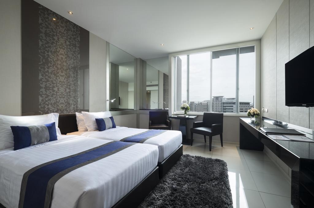 اتاق های هتل ماندارین بانکوک