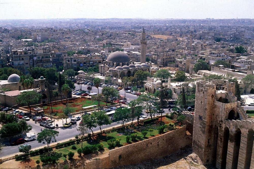پایتخت سوریه