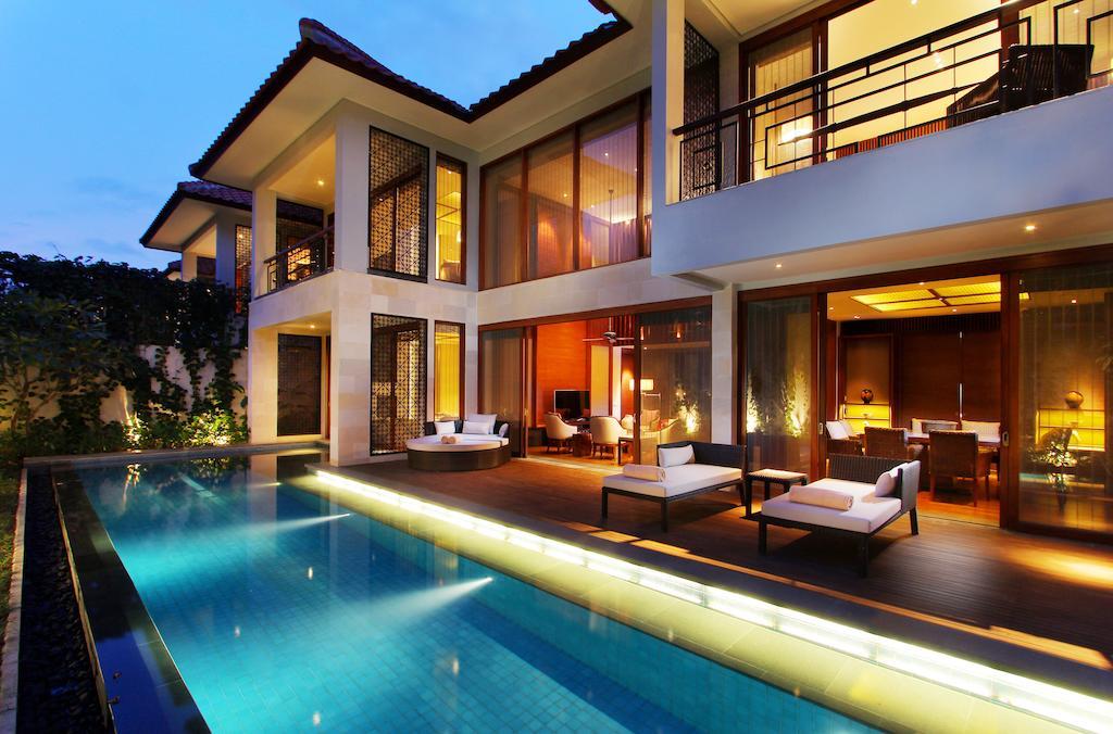 اتاق های هتل فیرمونت سنور بالی