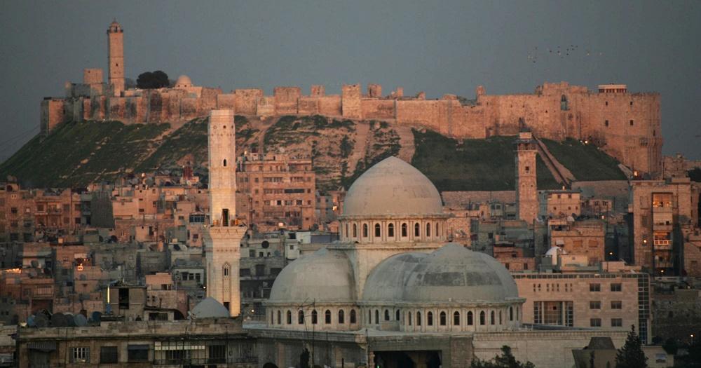 شهر حلب، توریستی ترین شهر سوریه