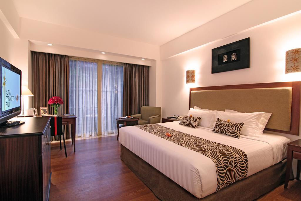 اتاق های هتل کوتا پارادیسو بالی