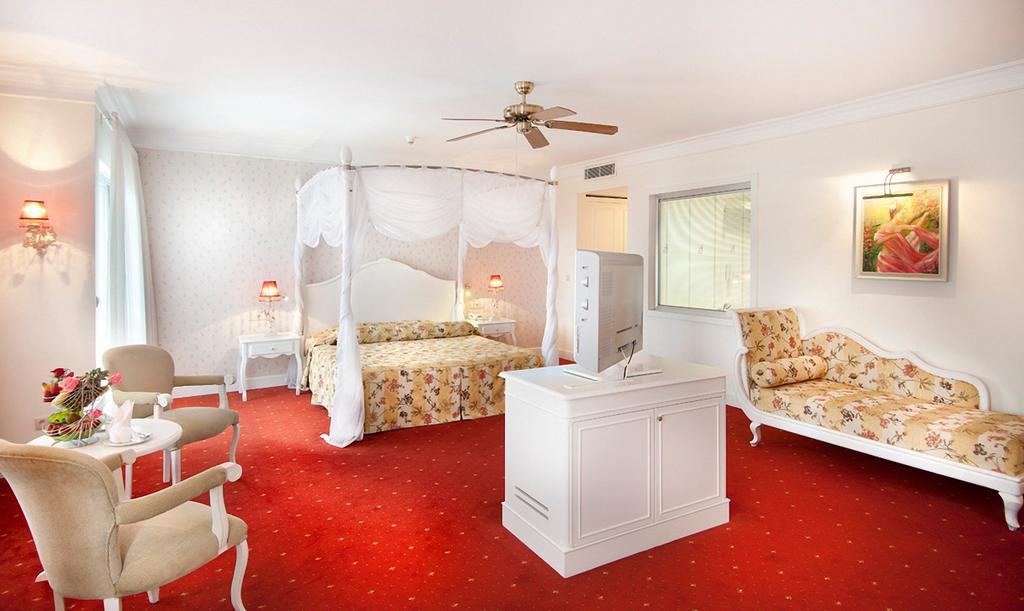 اتاقهای هتل بلکونتی آنتالیا