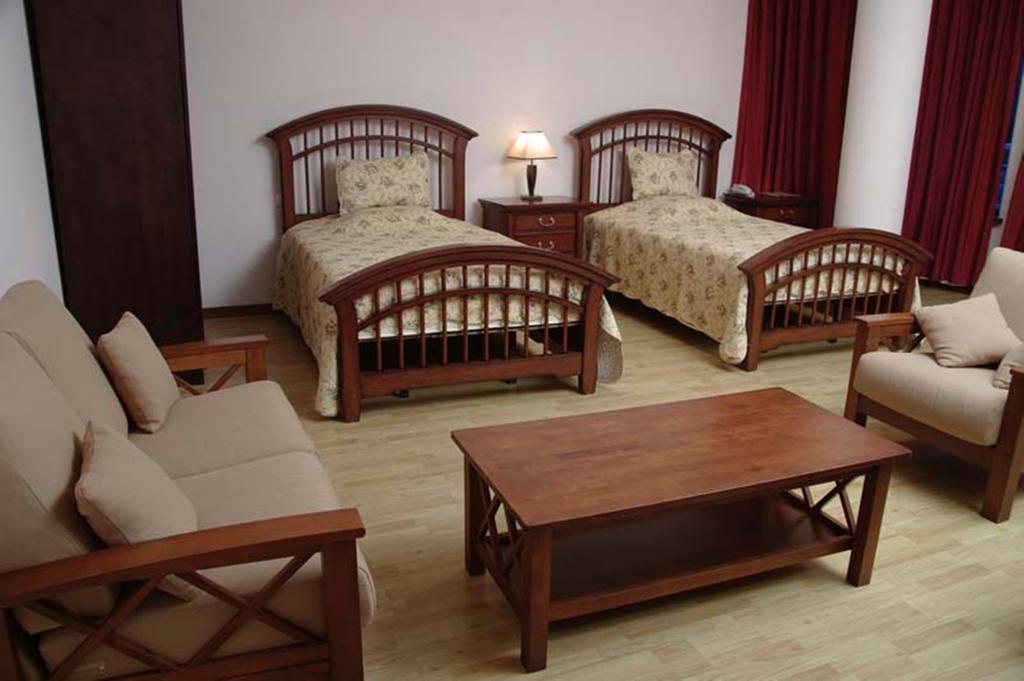اتاق های هتل بوموند گاردن تفلیس