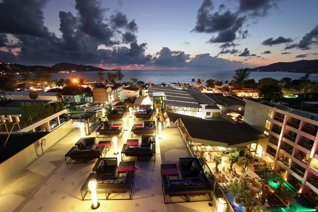 رستوران ها و امکانات تفریحی هتل کی پوکت