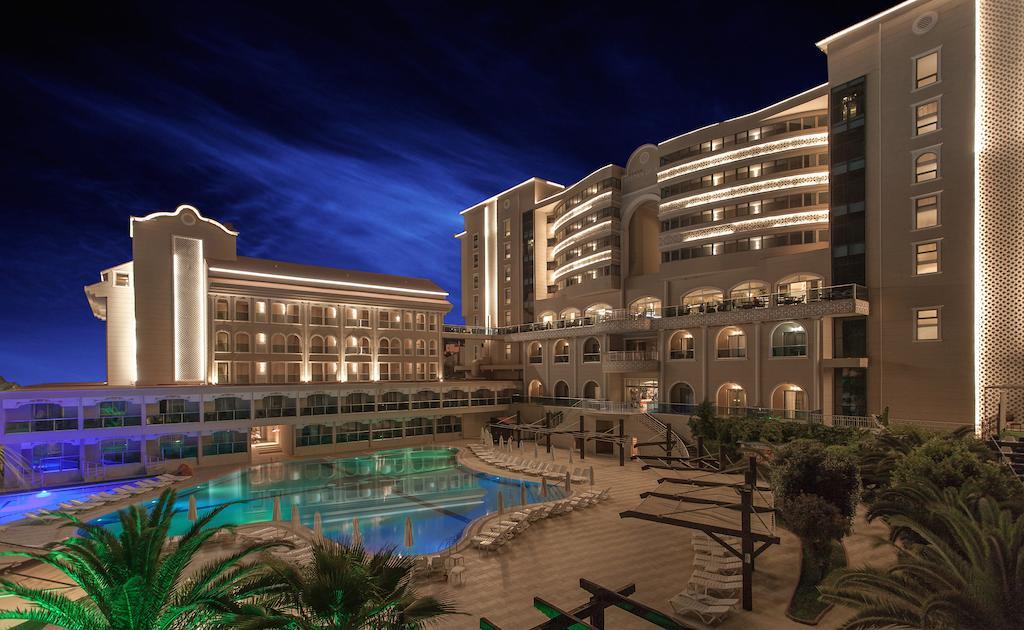 هتل های سلطان ساید آنتالیا