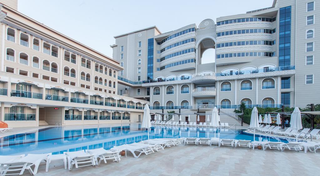 رستوران ها و امکانات رفاهی هتل های سلطان ساید آنتالیا