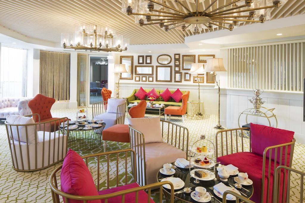 رستوران ها و امکانات رفاهی هتل دوکس دبی
