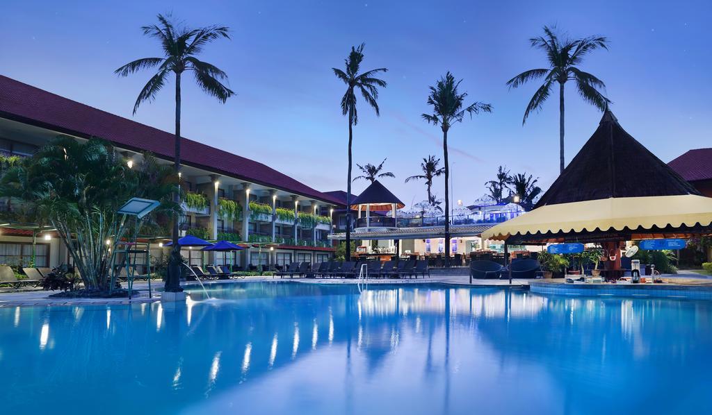 رستوران ها و امکانات رفاهی هتل بالی داینستی