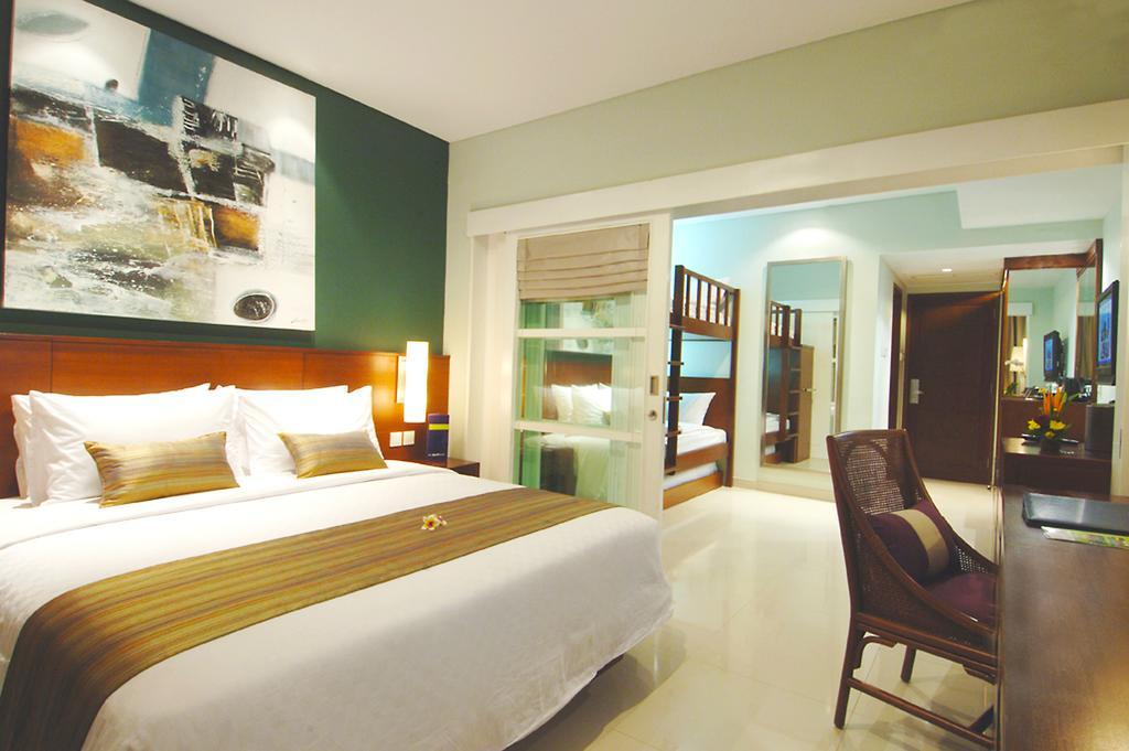 اتاق های هتل بالی داینستی