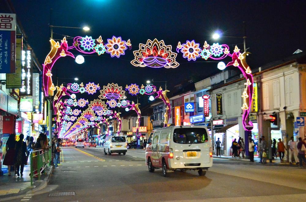 دومین روز از فستیوال نور در هند
