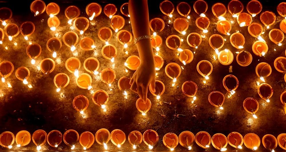 فستیوال نور در هند 