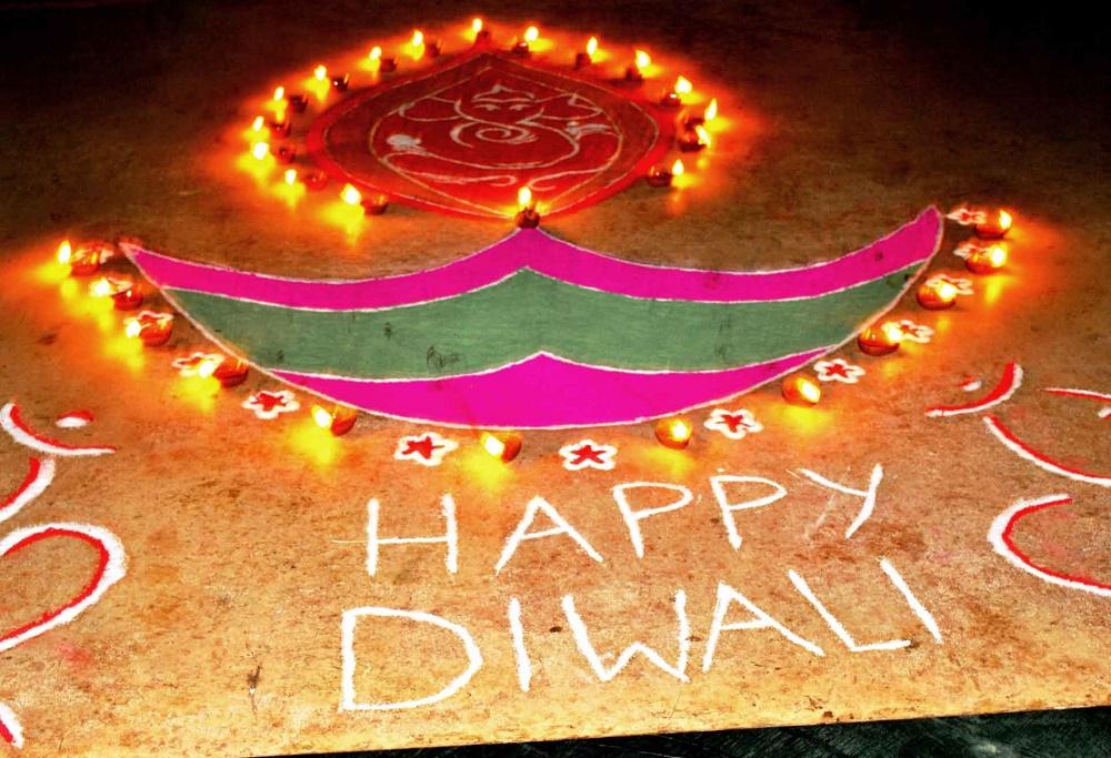 سومین روز از فستیوال نور در هند