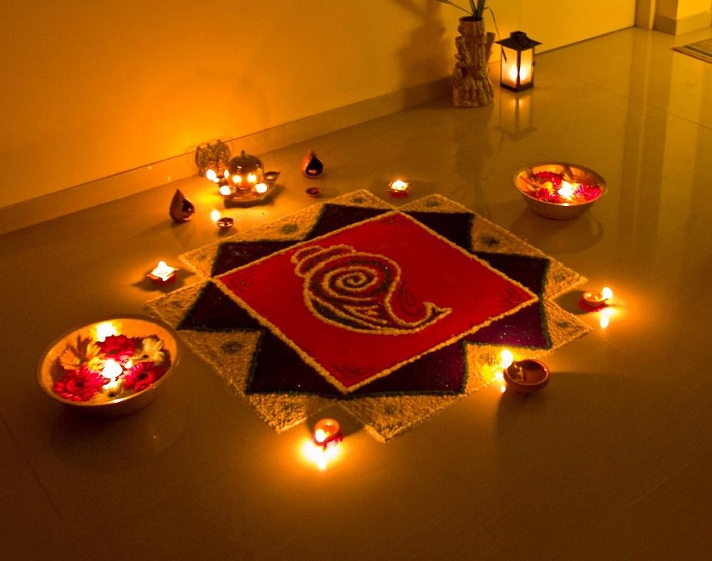 اولین روز فستیوال نور در هند