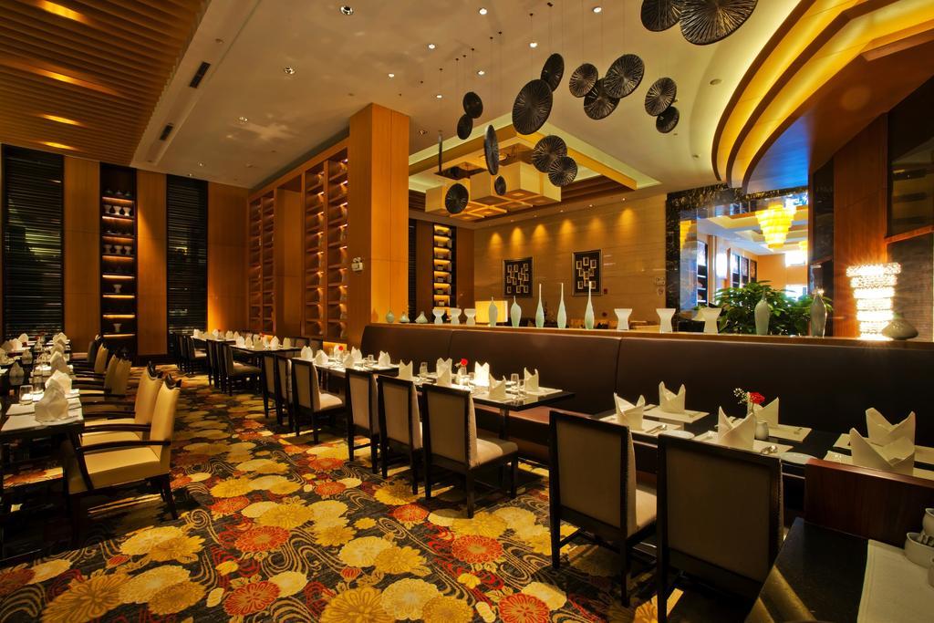 امکانات رفاهی و رستوران های هتل اوشن شانگهای