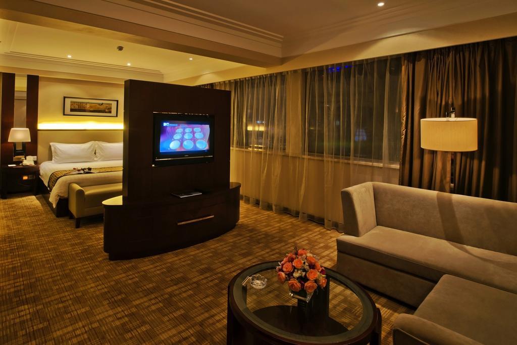 اتاق های هتل اوشن شانگهای
