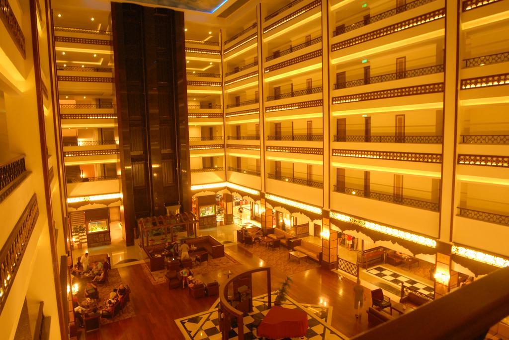 هتل اتوپیا آلانیا