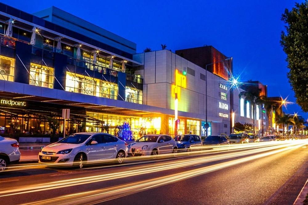 مراکز تجاری و تفریحی منطقه لارا آنتالیا