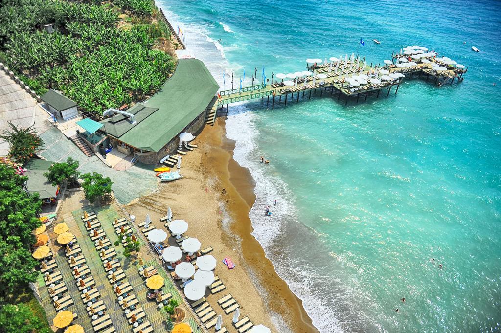 رستوران ها و امکانات رفاهی هتل اتوپیا آلانیا