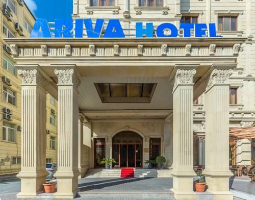 هتل 4 ستاره ariva باکو