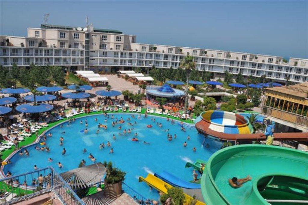 هتل Af Aqua park ساحلی