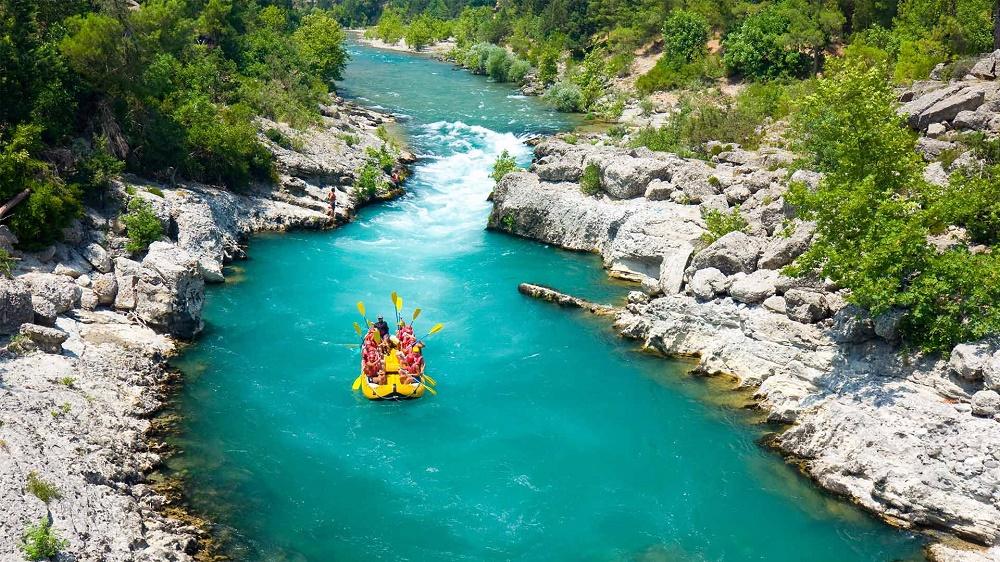 امکانات رفاهی و تفریحی پارک ملی کوپرولو آنتالیا