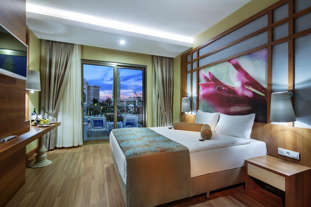 اتاق های هتل زافیرا دلوکس آلانیا