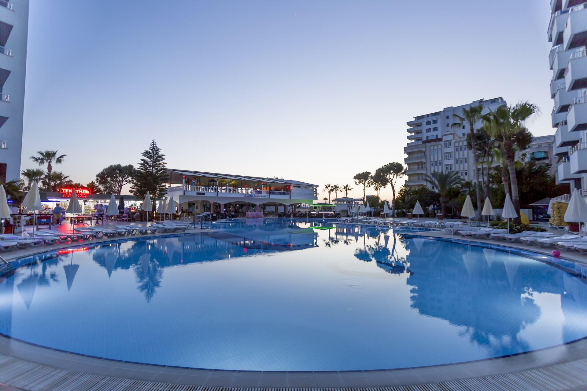 هتل سانتانا آلانیا