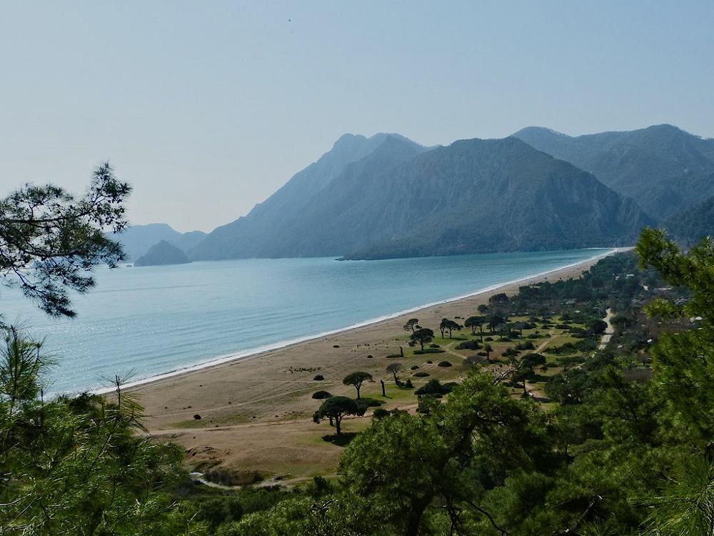 راه های رسیدن به دهکده سیرالی آنتالیا