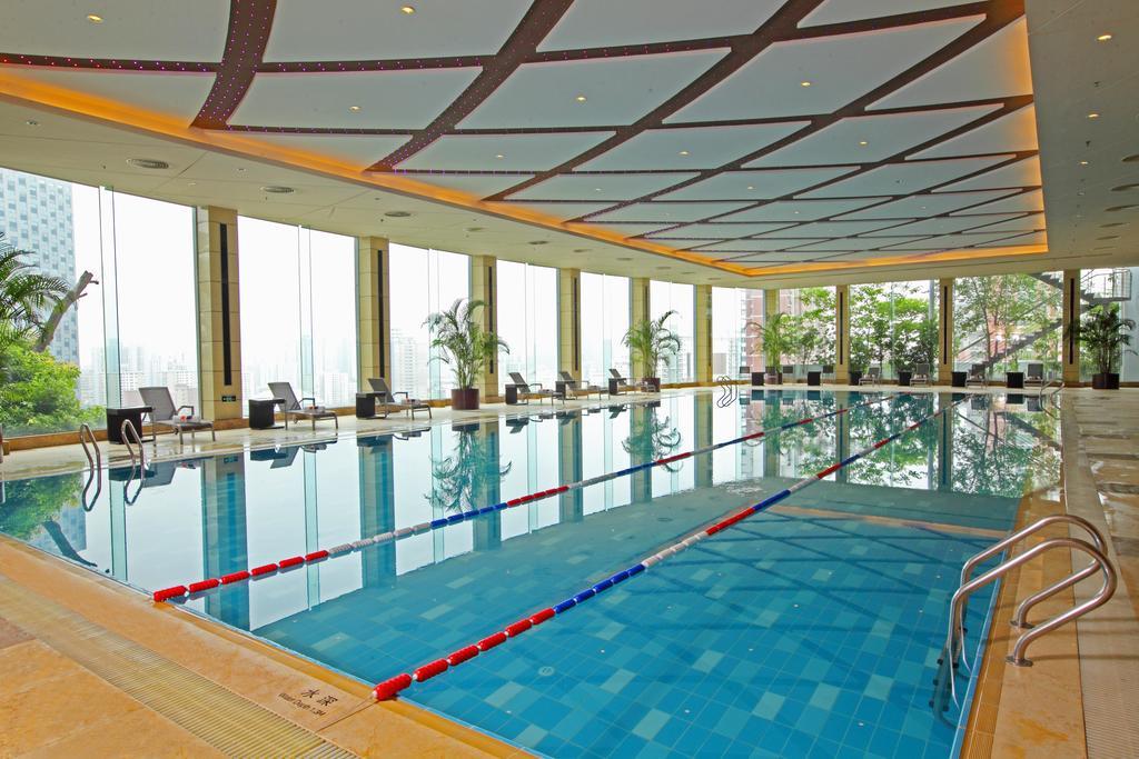 رستوران ها و امکانات رفاهی هتل رنسانس ژنگشن پارک شانگهای