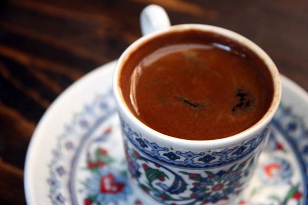 قهوه ترک Nuri Toplar