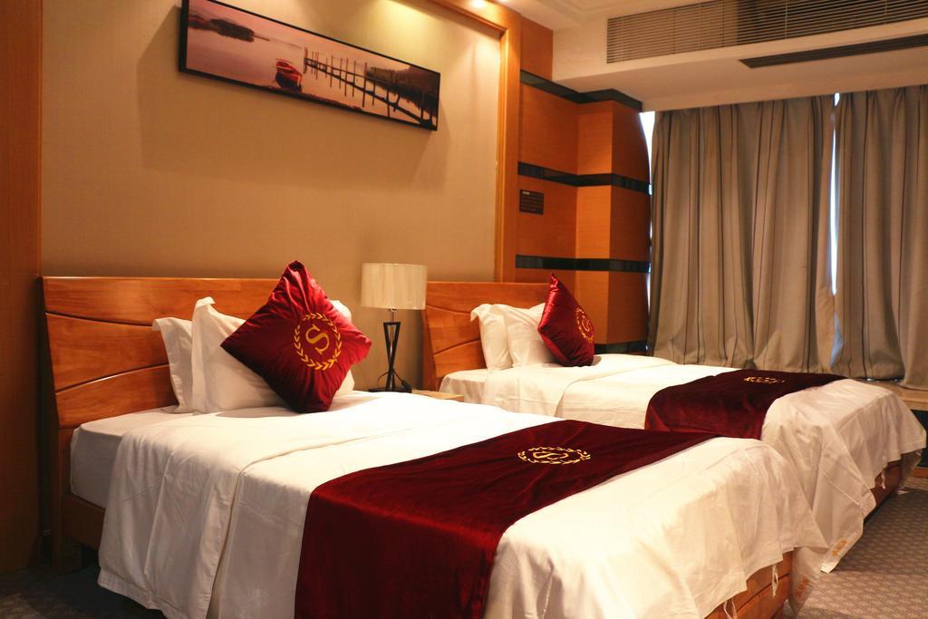 اتاق های هتل شی اند هی گوانجو