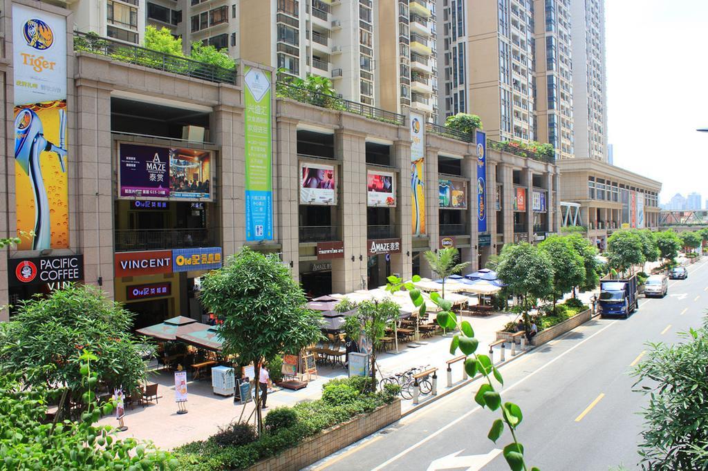 دسترسی های نزدیک به هتل شی اند هی گوانجو