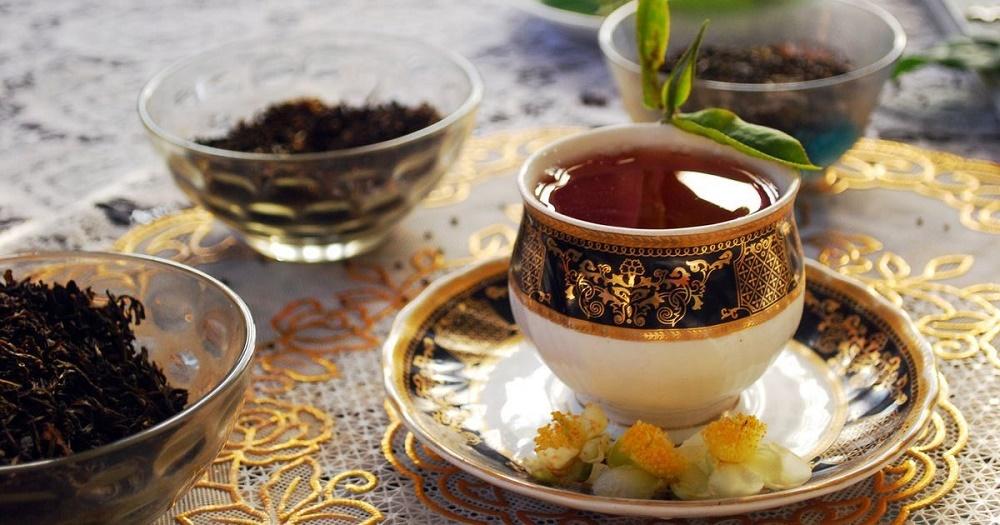 چای از بهترین سوغاتی های هند