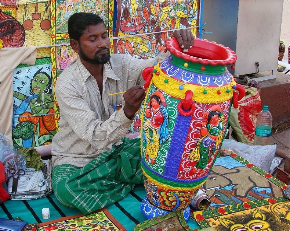 صنایع دستی از بهترین سوغاتی های هند