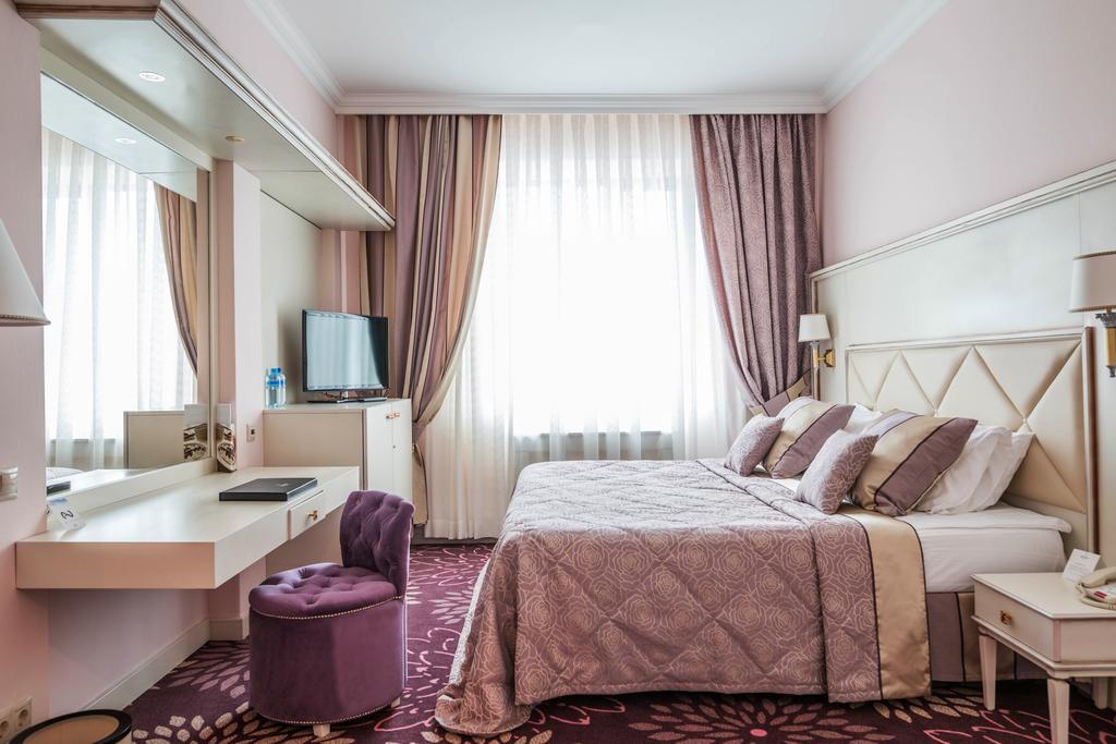 اتاق های هتل میلان مسکو