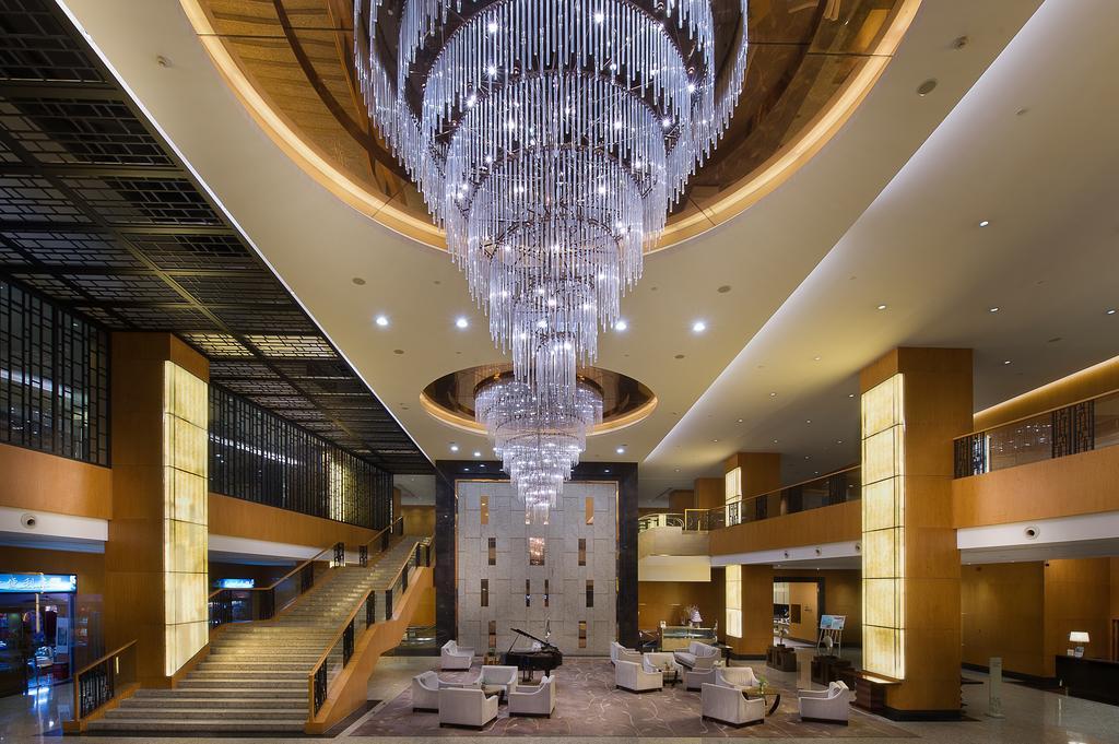 هتل گرند مترو پارک هانگژو