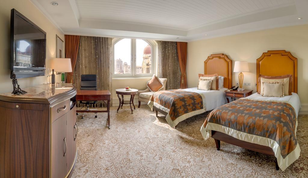 اتاق های هتل تاج محل پالاس هند