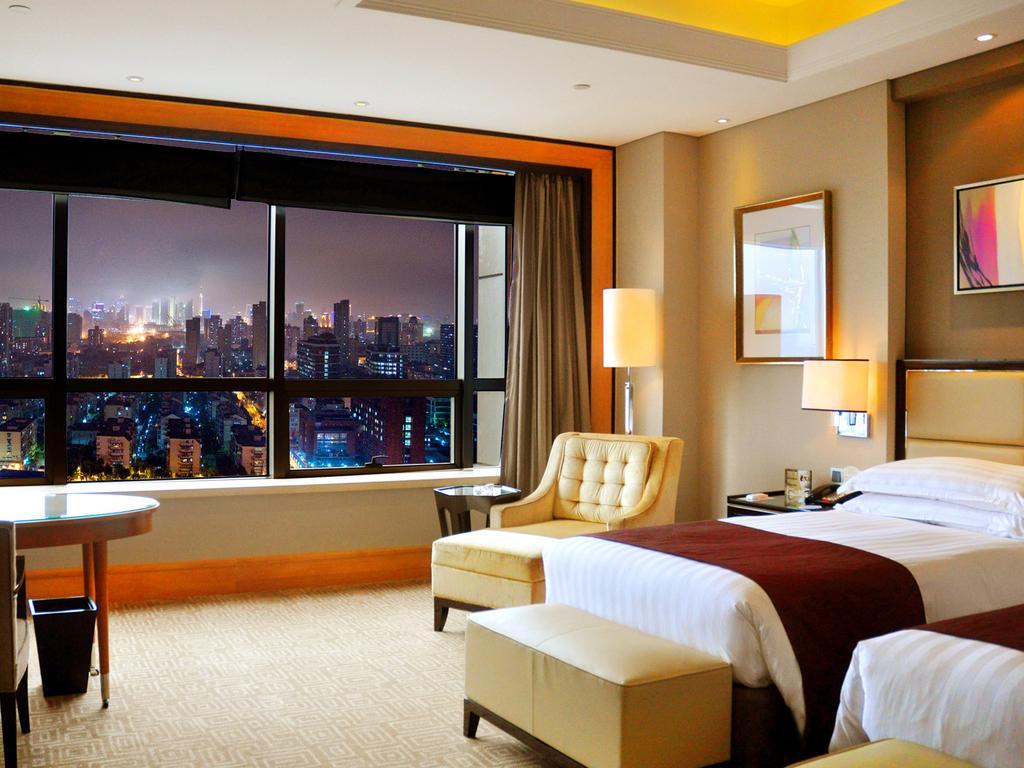 اتاق های هتل ویندام شانگهای باند ایست
