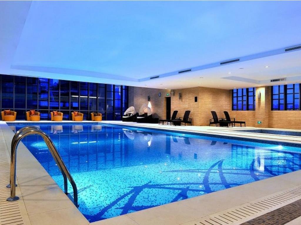 رستوران ها و خدمات رفاهی هتل گومان شانگهای