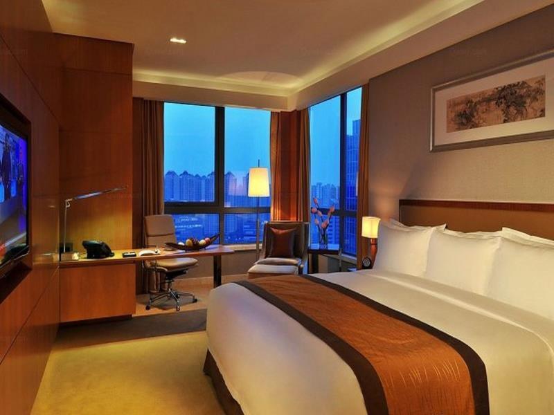 اتاق های هتل گومان شانگهای