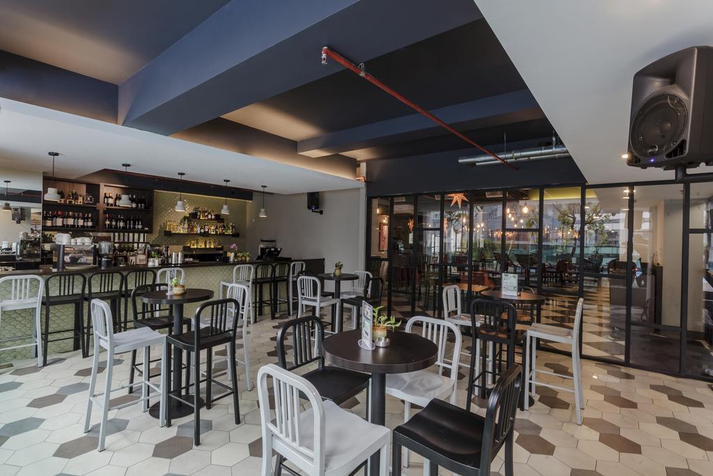 امکانات رفاهی و رستوران های هتل مترو 360 کوالالامپور