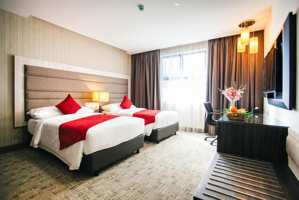 اتاق های هتل مترو 360 کوالالامپور