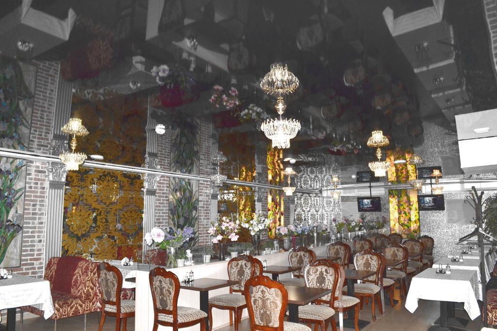 امکانات رفاهی و رستوران های هتل گالری پارک مسکو
