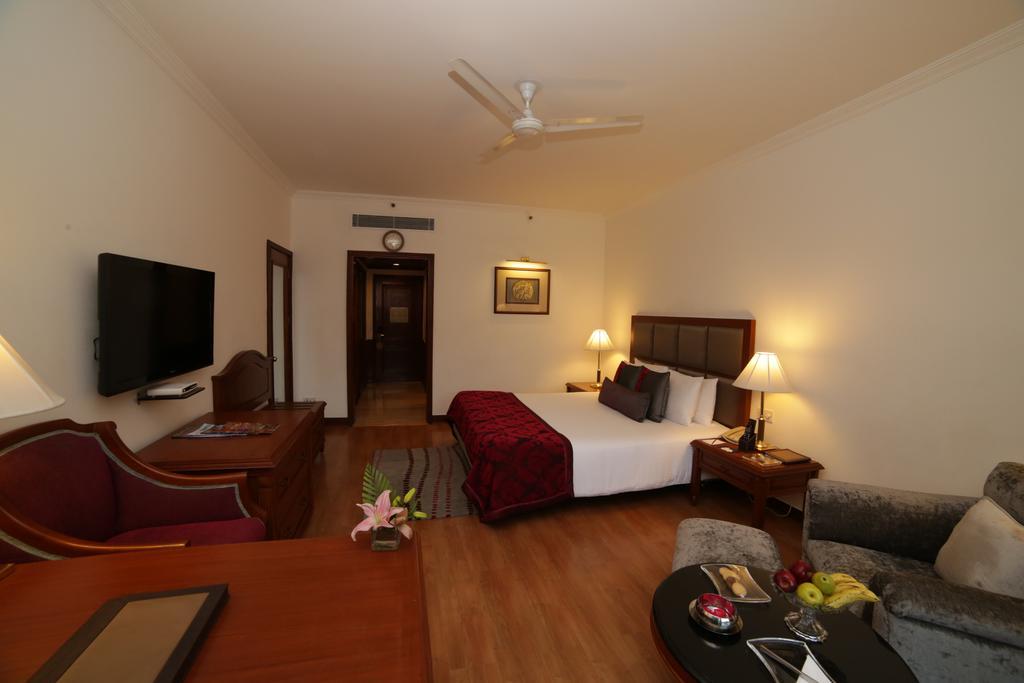 اتاق های هتل جیپی پالاس آگرا